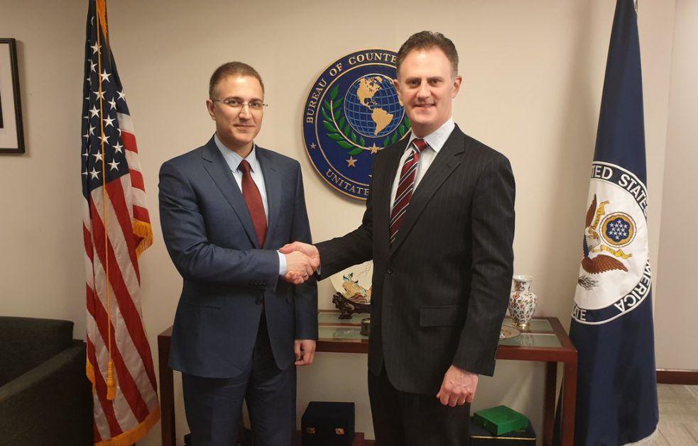 Stefanović u SAD o borbi protiv terorizma
