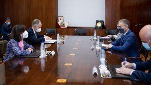 Stefanović u Španiji o poboljšanju saradnje u vojnoj industriji i drugim oblastima