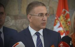 Stefanović u Trgovištu: MUP-u od novembra veće zarade