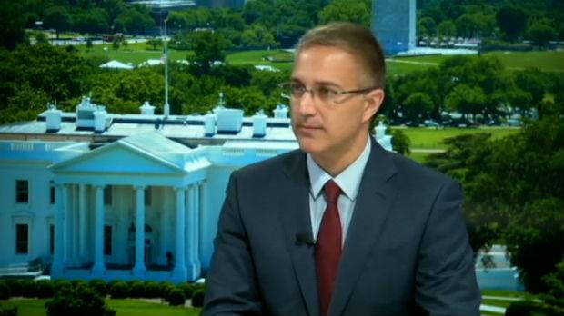 Stefanović za RTS: Sa Amerikancima i o razmeni informacija