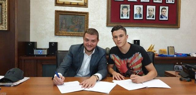 Stevanović potpisao novi trogodišnji ugovor s Partizanom
