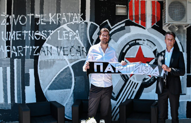 Stigla i prva reakcija Šćepanovića na žreb Evrokupa, da li je Partizan zadovoljan?