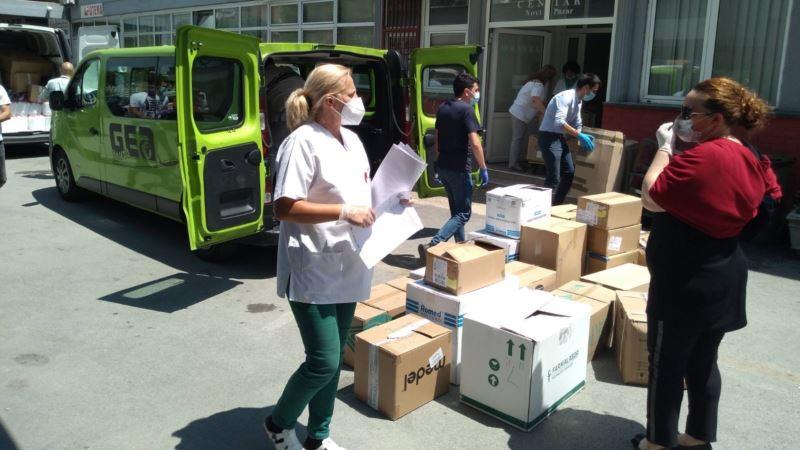 Stigla pomoć iz Turske za Novi Pazar i Tutin