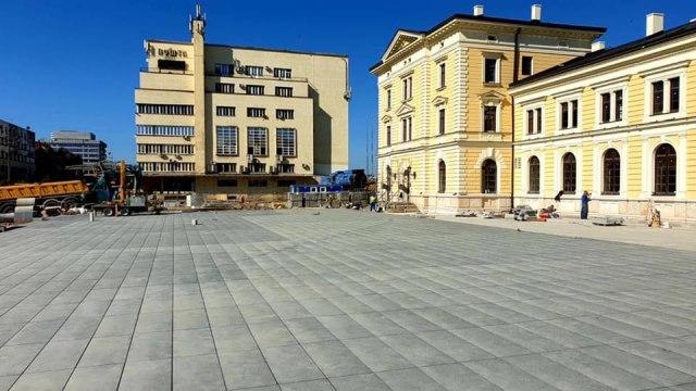 Stigli prvi delovi spomenika Stefanu Nemanji, postavljanje sutra
