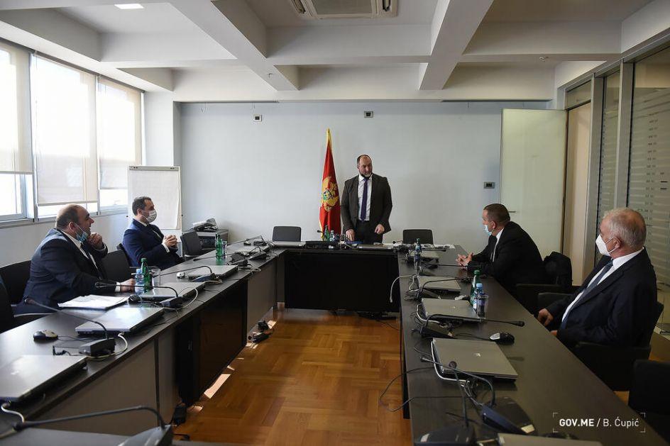 Stijovićev resor donirao četiri vozila za opštine Andrijevica, Berane, Bijelo Polje i Plužine