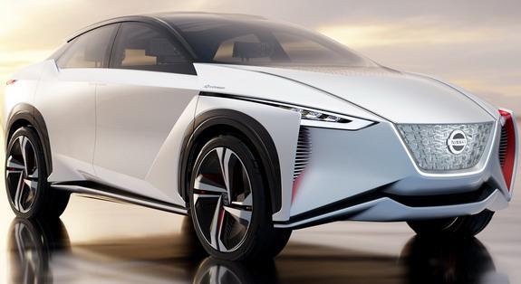 Stiže Nissanov električni crossover s autonomijom od 350 km