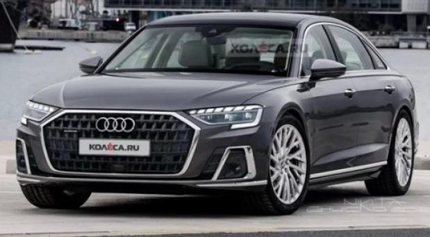 Stiže doterani Audi A8