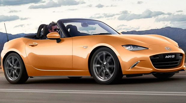 Stiže i elektrifikovana Mazda MX-5
