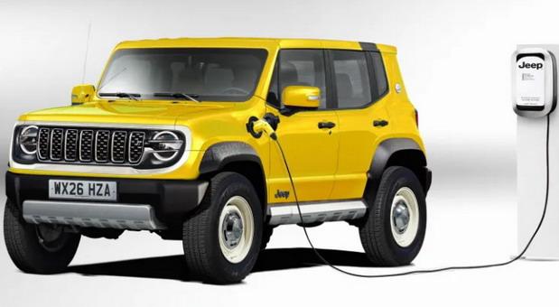 Stiže i mali Jeep