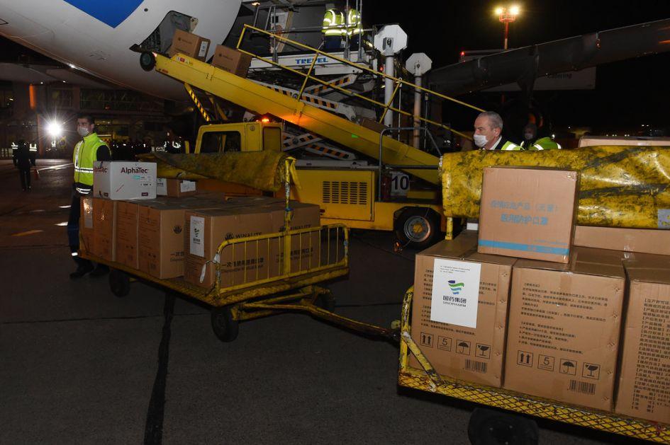 Stiže još opreme za pokretnu bolnicu u Republici Srpskoj