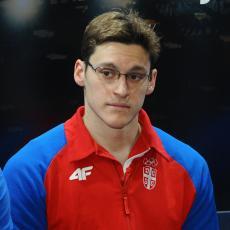 Stjepanović bez finala na 200 metara slobodnim stilom