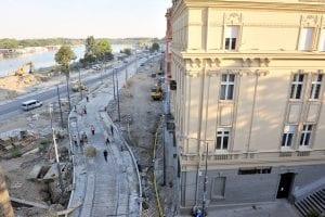 Stojčić: Krajnji rok za završetak radova u Karađorđevoj ulici je 31. januar