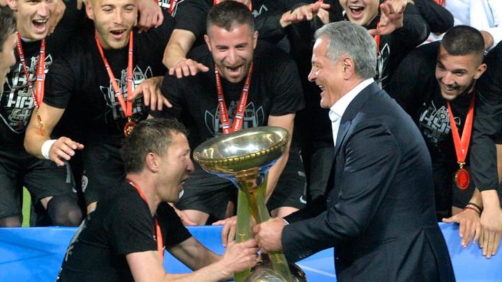 Stojković: Obećao sam Saletu da ćemo ga ispratiti s peharom