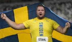 Stol doneo Švedskoj zlato na OI u bacanju diska