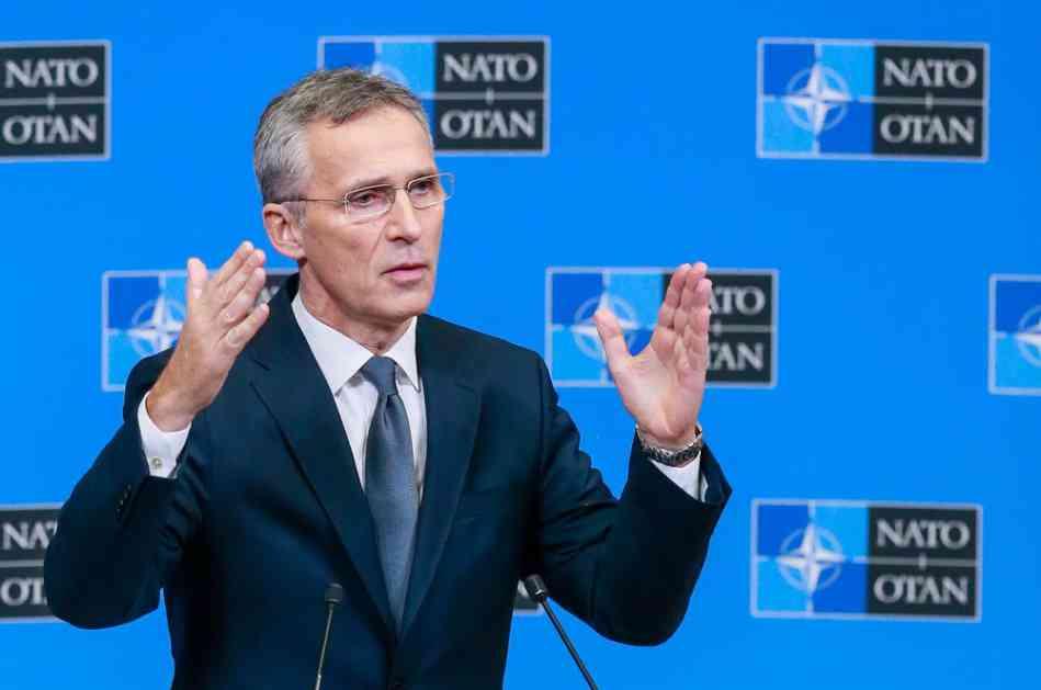 Stoltenberg: NATO poštuje odluku Srbije da ne traži članstvo, od Kosmeta očekujemo poštovanje Briselskog sporazuma