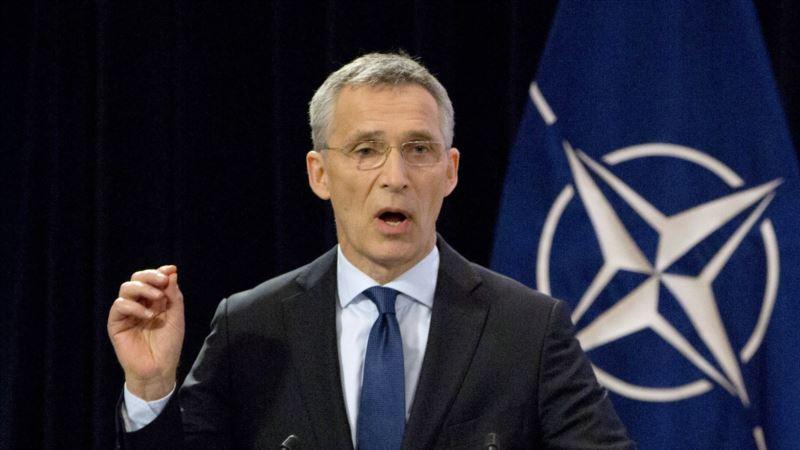 Stoltenberg: NATO pozdravlja odluku CG o KFOR-u