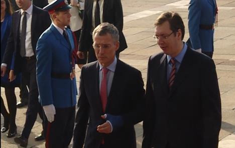 Stoltenberg: Srbija bombardovana da bi se smenio Milošević