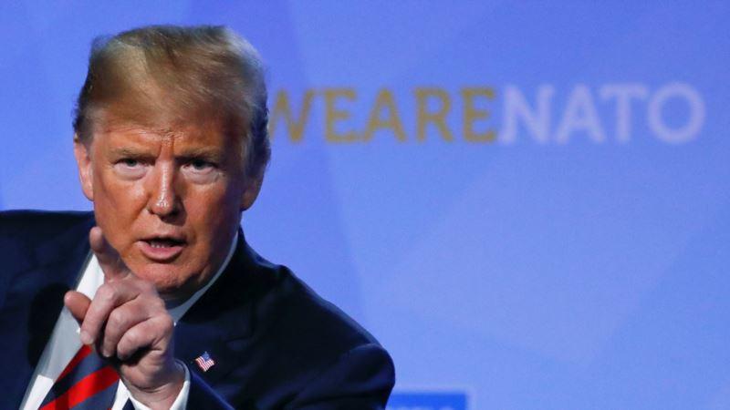 Stoltenberg: Trumpov pristup imao uticaja
