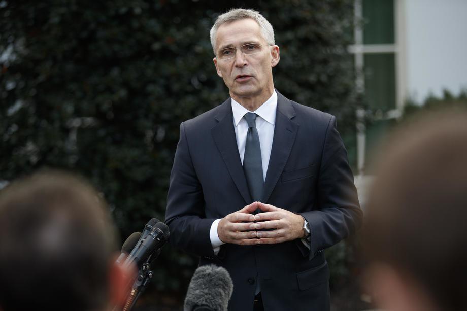 Stoltenberg: Turska blokirala plan o zaštiti Baltika i Poljske
