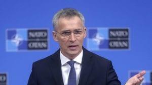 Stoltenberg odbacio francuske kritike da je NATO u stanju moždane smrti
