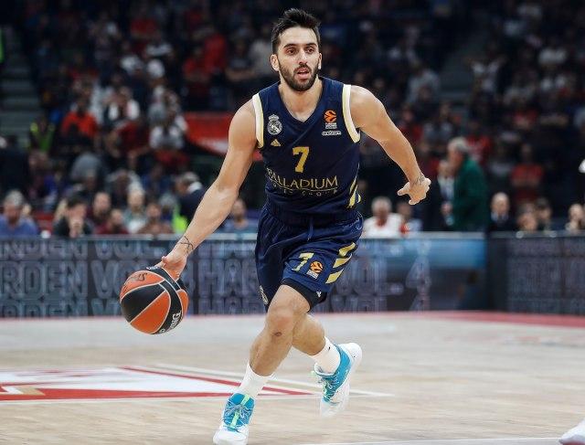 Stop za armejce, Real bolji od CSKA u derbiju Evrolige