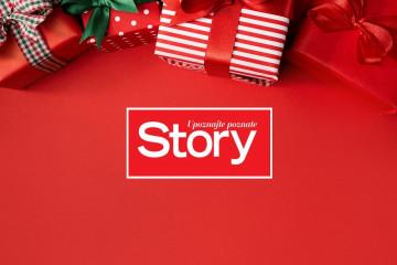 """""""Story"""" vam poklanja!"""