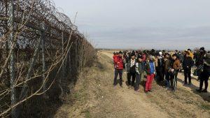 Stotine migranata blokirano u tampon zoni između Grčke i Turske