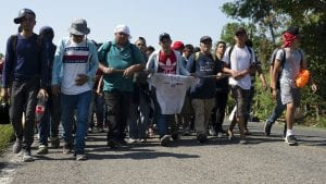 Stotine migranata vraćene sa granice