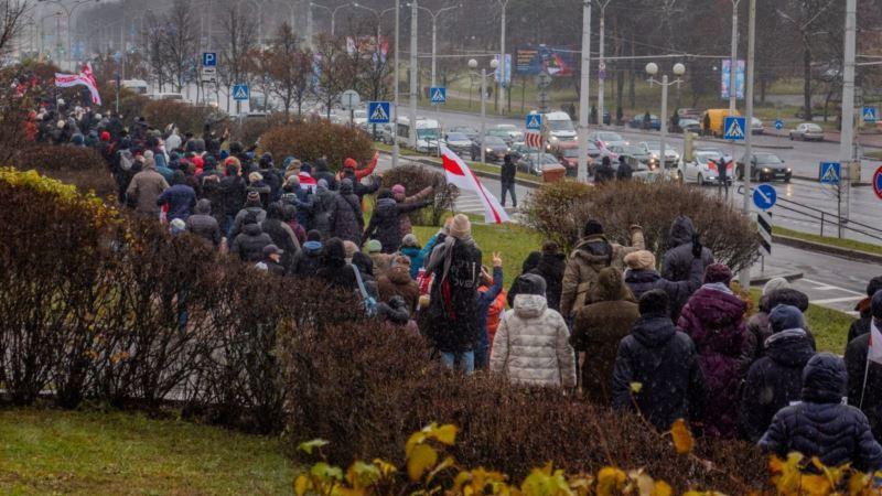 Stotine privedene u Minsku tokom protesta protiv Lukašenka