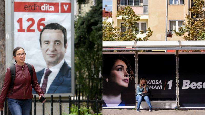 Stotinu žalbi na rezultate izbora na Kosovu