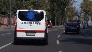 Stradala tri maloletnika u nesreći na putu Kula-Ruski Krstur