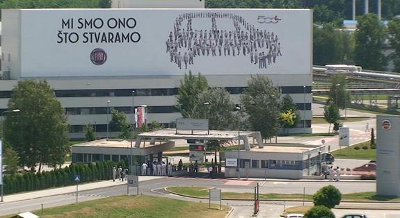 Strah radnika od Fijatovog povlačenja iz Srbije