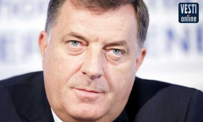 Štrahe podržava Dodika