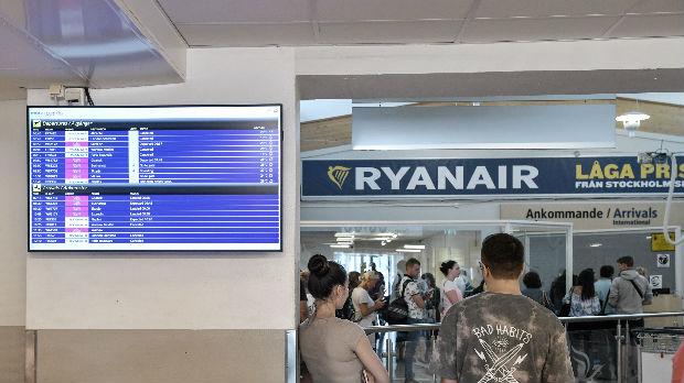 Štrajk pilota u Rajaneru, pogođeno 55.000 putnika