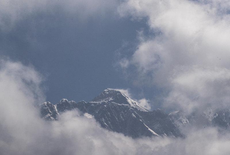 Stranci ponovo na Mont Everestu