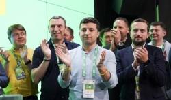 Stranci ukrajinskog predsednika Zelenskog 43,9 odsto na parlamentarnim izborima