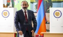 Stranka jermenskog premijera osvojila većinu na izborima