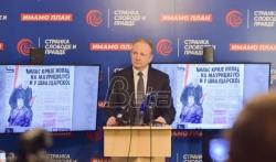 Stranka slobode i pravde predstavila plan za Beograd