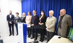 Stranke se u pismu ambasadama usprotivile izgradnji metroa na vodoizvorištu Beograda