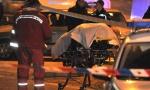 Stravičan udes na Batajničkom drumu: Dvoje mladih poginulo, auto izleteo sa puta
