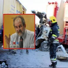 Stručnjak otkriva PRAVI UZROK jezive TRAGEDIJE na auto-putu: Ljudi nisu izginuli zbog MAGLE! (FOTO)
