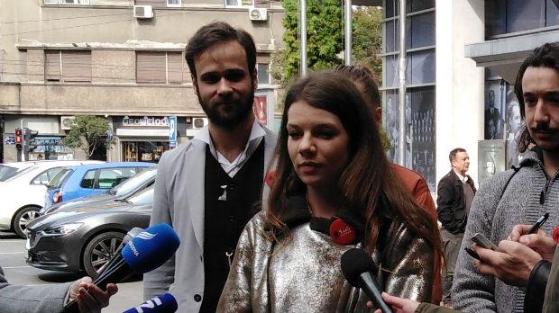 Studenti 1 od 5 miliona ispred RTS-a o krivičnoj prijavi