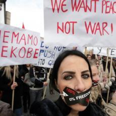 Studenti Heltu: Srbi na KiM kao pred Drugi svetski rat