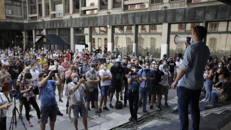 Studenti traže garanciju Srbije da ostaju u domovima