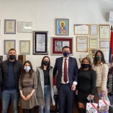 Studentski centar Beograd nagradio najbolje studente putovanjem
