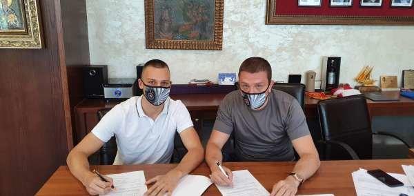Štulić potpisao četvorogodišnji ugovor sa Partizanom