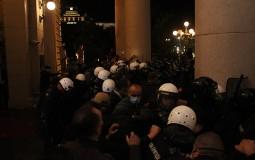 Stupar: Bezbednosne službe upadom u Skupštinu želele da okrive opoziciju