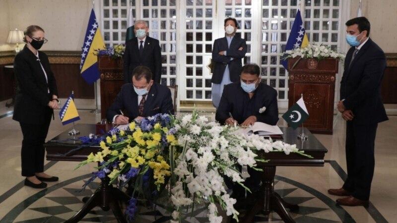 Stupio na snagu Sporazum o readmisiji između BiH i Pakistana
