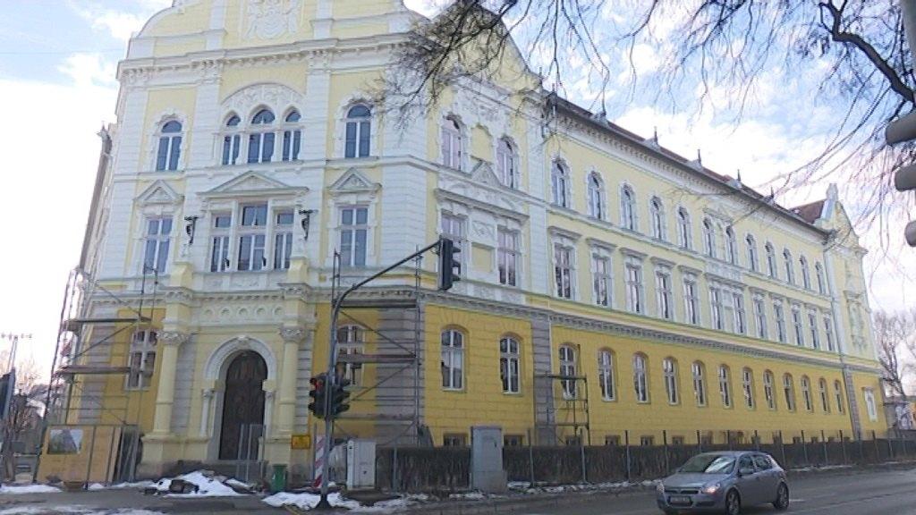 Subotica: Obnova zgrade Hemijsko-tehnološke škole pri kraju