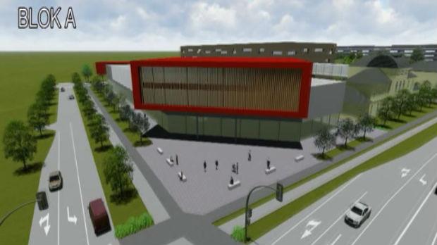 Subotica:  Projekat izgradnje poslovno-stambenog kompleksa